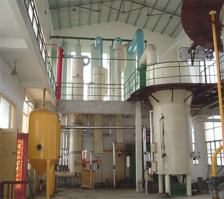 100Ton soybean essential oil extraction equipment