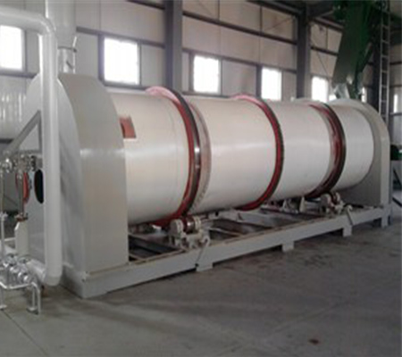 600T horizontal steam cooker corn roaster corn dryer