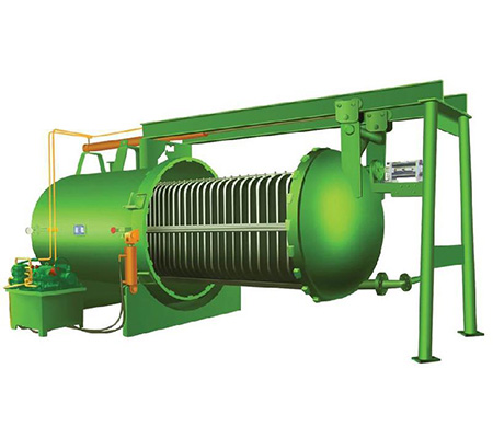 Popular horizontal leaf filter press price