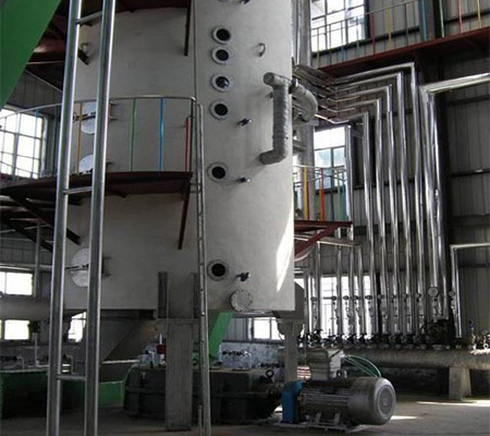 Solvent extraction machine palm oil extraction machine price