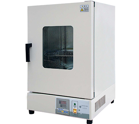 Small thermostatic laboratory drying oven
