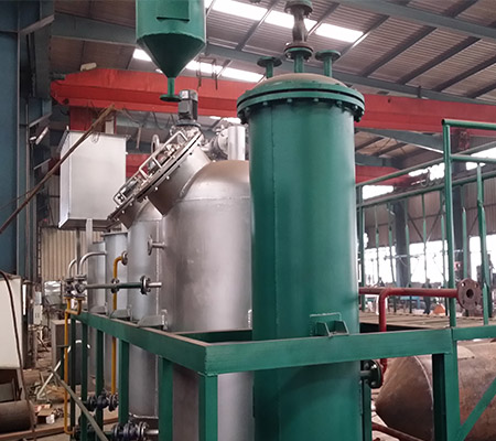 Peanut edible oil refinery plant oil mini refinery