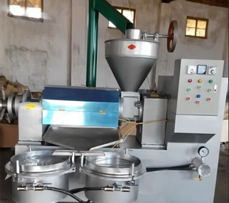 Good quality 6YL-160 automatic sesame oil making machine