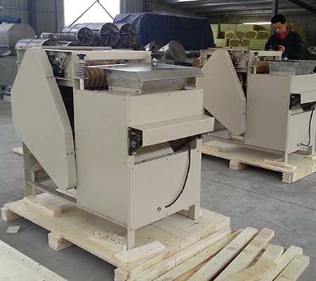 Wet peanut skin peeling machine peanut peeling machine
