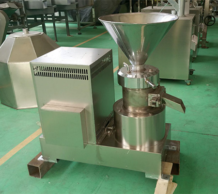 Stainless steel 50-500kg peanut butter making machine