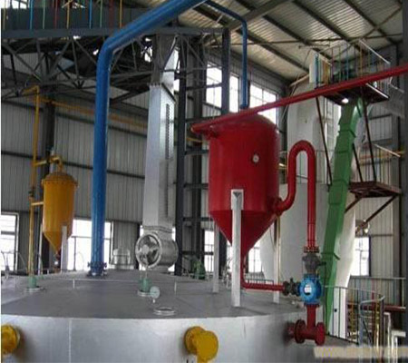 30T vegetable oil extraction plant oil extractor