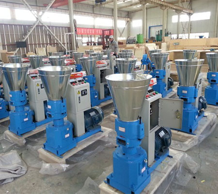 Poultry feed pellet mill animal feed pellet machine